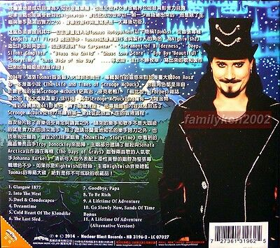 BonusTrack CD! Tuomas Holopainen Music Inspired by the Life and Times of Scrooge