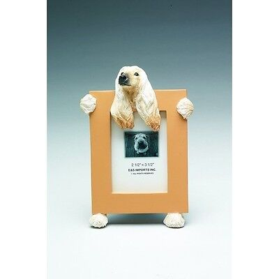 Afghan Hound Dog Picture Photo Frame