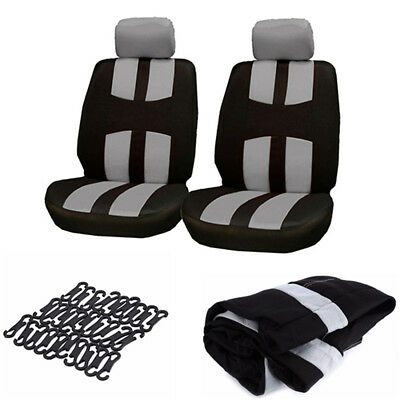 Front Car Seat Covers Seat Cover Auto Interior Car Seat Protector Fashion Style