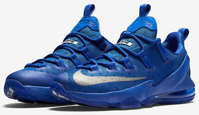 45effb1177a6 BRAND NEW Nike Lebron XIII 13 Low Game Royal Blue Shoes 831925-400 - Size