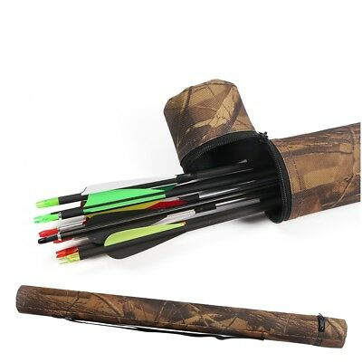 Archery Oxford Quiver Can Hold 12 pcs Arrows Archery Hunting Accessories