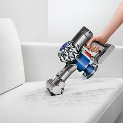 Dyson V6 Fluffy Cordless Handheld Rechargeable Vacuum Cleaner