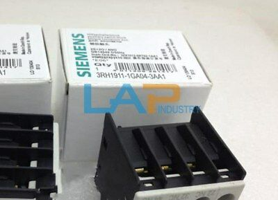 1PC New For SIEMENS Auxiliary Contact Block 3RH1911-1GA04-3AA1 #ZY