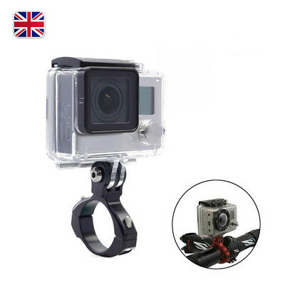 For GoPro HERO 5/4/3/2/1 Cameras Bike Bicycle Handlebar Mount Clamp 31.8mm UK