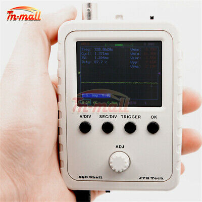 Assembled Digital DSO150 15001K Shell Oscilloscope for Electronic Training Teach