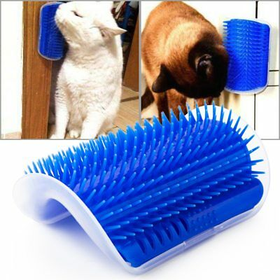 Pet cat Self Groomer Grooming Tool Hair Removal Brush Comb for Dogs Cats