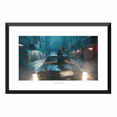 """Taylor Swift Limited Edition Rare New Delicate Music Video Lithograph 36"""" x 24"""""""