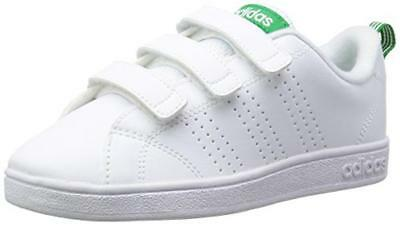 competitive price b83ca f5ad3 35 EU) adidas Vs Advantage Clean Cmf, Scarpe da Fitness Unisex