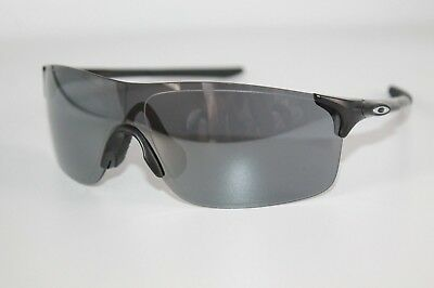 dc8ae232fb Oakley EVzero Pitch Sunglasses OO9383-0138 Matte Black W  Black Iridium Lens