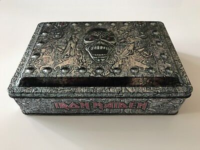 "Iron Maiden - ""Eddie's Archive"" Limited Box-Set - Special Edition, Import"