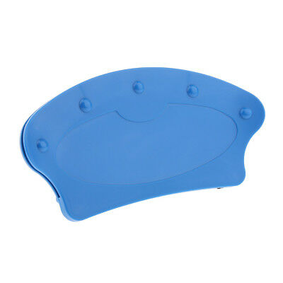Blue Hand Free Playing Card Holder Tray for Senior Elderly Adults Disabled