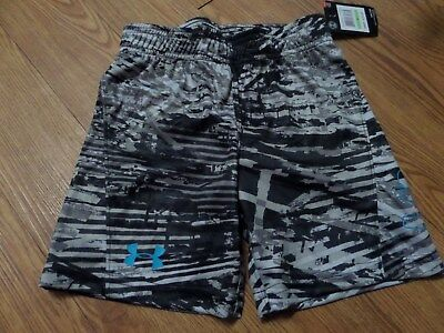 c9eb6a5dfb BNWT-BOYS UNDER ARMOUR lined swim trunks -size ylg academy design ...