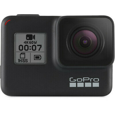 GoPro HERO7 Action Camera  Black BRAND NEW