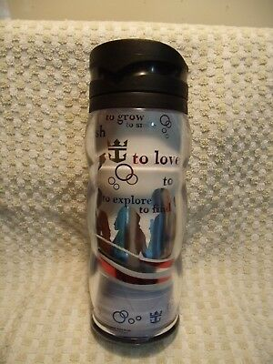Royal Caribbean Coca Cola  Insulated Travel Tumbler Mug Cup