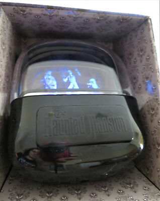 Disney Haunted Mansion Doom Buggy Hitchhiking Ghosts with Sound Light Up NEW