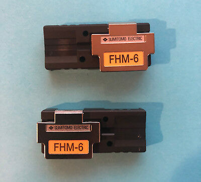 Sumitomo FHM-6 Fiber Optic Holders