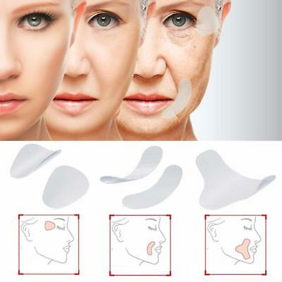 ReviteLAB Ultra Thin Facial Lift Patches for Wrinkles & Lines US