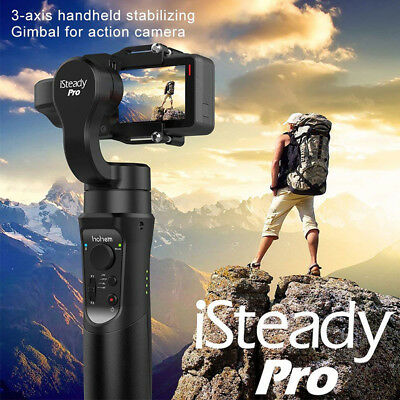 Hohem iSteady Pro Handheld 3-Axis Stabilizer for Action Camera For GoPro Hero YI