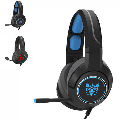 ONIKUMA K9 Stereo Bass Surround Gaming Headset Headphone For PS4 New Xbox One PC
