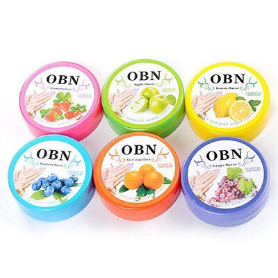 Gn- Fashion Flower Flavor Nail Art Polish Vanish Remover Pads Wet Wipes Paper To