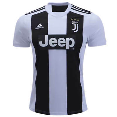 Authentic Juventus 18/19 Ronaldo Home Jersey PLAYER EDITION