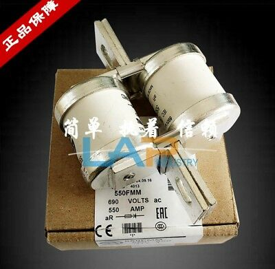 1PC NEW Bussmann 550FMM Fuse 550A 690V