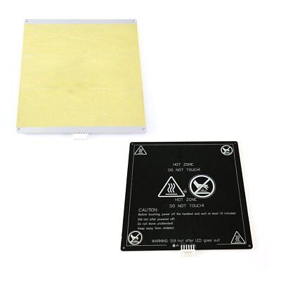3D Printer Heatbed Magnetic Sticker Heat Bed Hot Plate Aluminum Heatbed KA#