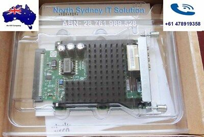 New Cisco VIC3-2FXS/DID 2-port FXS Card w/ DID, 1 Year Warranty, Invoice