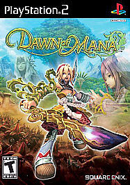 Dawn of Mana PS2 Sony PlayStation 2 Fast Shipping Worldwide!!!