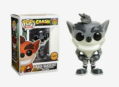 Funko Pop Games: Crash Bandicoot - Crash Bandicoot 25653 CHASE LIMITED EDITION