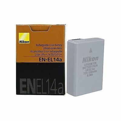 Nikon EN-EL14a Rechargeable Battery for D3100,D3200,D3300,D5200,D5300,D5500 etc