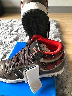 ADIDAS TOP TEN Hi Trainers Collectables NEW 10 EUR 70,33
