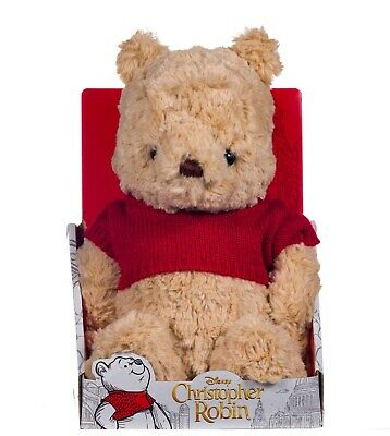 "Christopher Robin Collection: Soft Toy (10"" Winnie the Pooh) [Plush]"