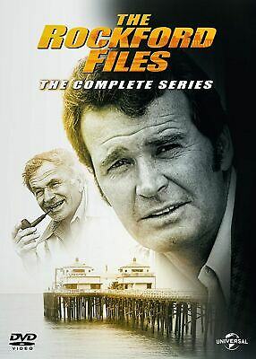 The Rockford Files: The Complete Series 1-6 (Box Set) [DVD]