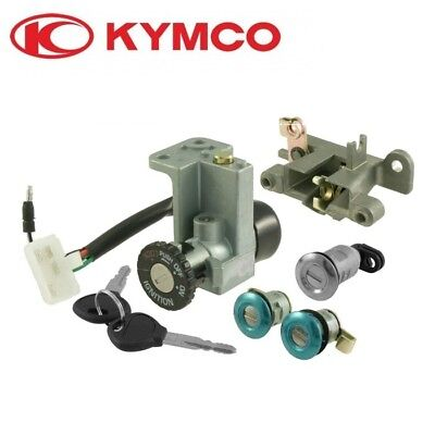 Kymco Agility R16 200 2012 C31000 Locks Kit Schlösser