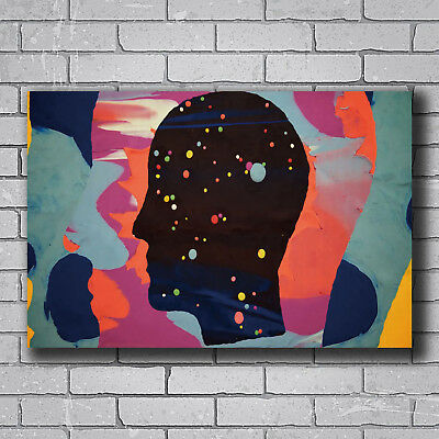 N-99 Tame Impala Psychedelic Rock Music Band Hot Wall Poster Art 20x30 24x36IN