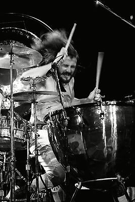 F-445 JOHN BONHAM B led zeppelin Unique Vector Hot Poster - 36 27x40in Art Print