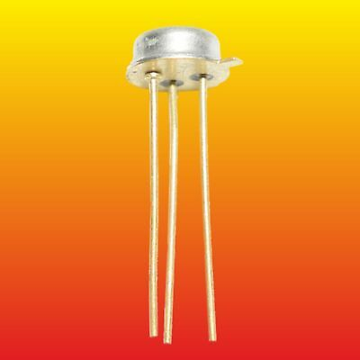 2N5836 Lot Of 1 Silicon Npn Gold Plated Transistor 2W 0.2A