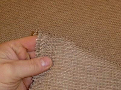 Job Lot - 10m rolls of BEIGE - Chenille Weave Upholstery Fabric from NEXT Eccles