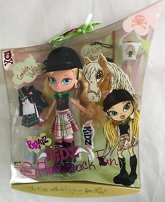 New BRATZ KIDZ Doll Dana w// Magic Hair Really Curls NIP Clothing Clothes Kids