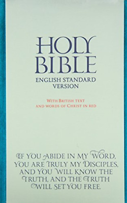 English Standard Version (Esv) Hardback Bible BOOKH NEU