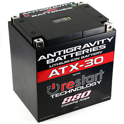 ANTIGRAVITY BATTERIES Lithium Battery AG-ATX30-RS