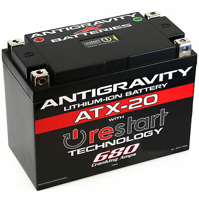 ANTIGRAVITY BATTERIES Lithium Battery AG-ATX20-RS