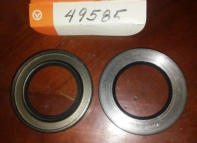 1949-53 Ford Front Wheel Seal 2 pcs Victor 49585