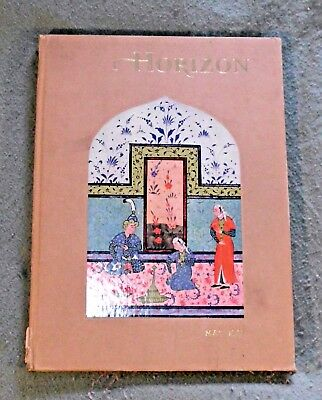 Vintage Horizon Magazine May 1959 Hardback