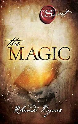 The Secret: The Magic by Rhonda Byrne (English) Paperback Book Free Shipping!
