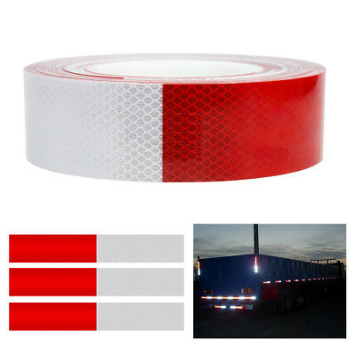 "Conspicuity Tape 2""x150' DOT-C2 Approved Reflective Truck Trailer Safety Warning"