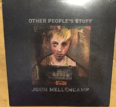 John Mellencamp - Other People's Stuff (Brand New CD)