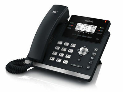 Yealink SIP-T42G 12 Line IP Phone Dual Gigabit, Color Display