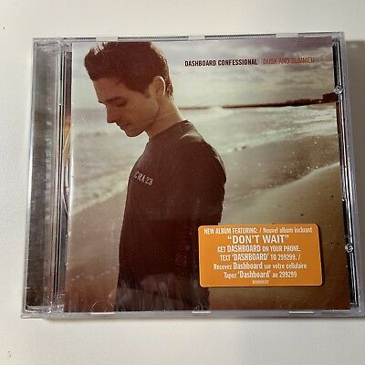 Dashboard Confessional - Dusk And Summer - New Sealed CD 2005 Vagrant